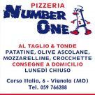 NUMBER ONE pizzeria