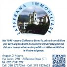 ZAFFERANA IMMOBILIARE