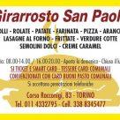 GIRARROSTO SAN PAOLO