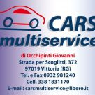 CARS MULTISERVICE