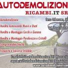 AUTODEMOLIZIONE RICAMBI.IT