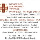 ORTOPEDICO LABORATORIO TORINESE