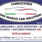 CARROZZERIA SAN MARCO CAR SOLUTION