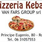 PIZZERIA KEBAB VAN FARS GROUP