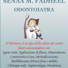 DOTT.SSA SENAA M. FADHEEL ODONTOIATRA