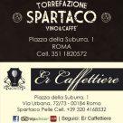 TORREFAZIONE SPARTACO VINO & CAFÈ