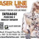LASER LINE TATTOO