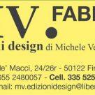 MV. EDIZIONI DESIGN FABBRO
