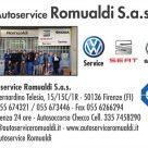 AUTOSERVICE ROMUALDI