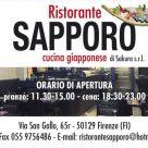 RISTORANTE SAPPORO