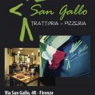 SAN GALLO TRATTORIA-PIZZERIA