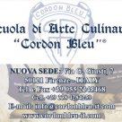 "SCUOLA DI ARTE CULINARIA ""CORDON BLEU"""
