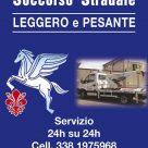 PEGASO SOCCORSO STRADALE