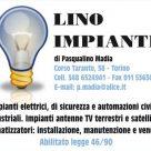 LINO IMPIANTI di Pasqualino Madia