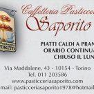 CAFFETTERIA PASTICCERIA SAPORITO