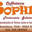 CAFFETTERIA GELATERIA PASTICCERIA SOPHIA