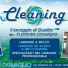 CLEANING di Camillo Torreri