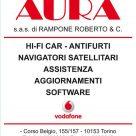 AURA s.a.s. di RAMPONE ROBERTO & C.a