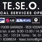 TE.SE.O. TECHNICAL SERVICES OPERATION