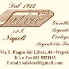SALVIO s.r.l. NAPOLI