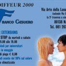 COIFFEUR 2000 FRANCO GESUERO