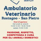AMBULATORIO VETERINARIO ROSTAGNO - SAN PIETRO