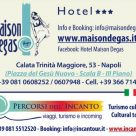 PERCORSI D'INCANTO - MAISON DEGAS HOTEL