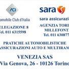 VENEZIA SAS (ACI / SARA ASSICURAZIONI)