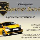 CARROZZERIA SUPERCAR SERVICE