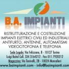 B.A. IMPIANTI