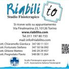 RIABILITO STUDIO FISIOTERAPICO