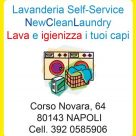 LAVANDERIA SELF-SERVICE NEW CLEAN LAUNDRY