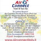 AIR CONNECT TRAVEL & TOURS Sas
