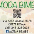 MODA BIMBI