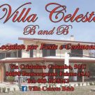 VILLA CELESTE B AND B
