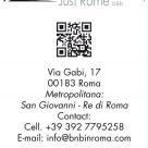 JUST ROME B&B