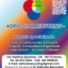 ADRICOLOR RECYCLING