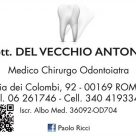 DOTT. DEL VECCHIO ANTONIO