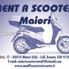 RENT A SCOOTER MAIORI