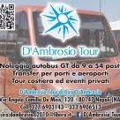 D'AMBROSIO TOUR
