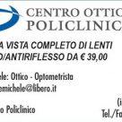CENTRO OTTICO POLICLINICO