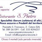 RISTORANTE S. PIETRO