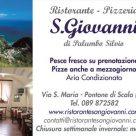 RISTORANTE PIZZERIA S.GIOVANNI