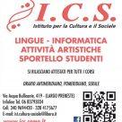 I.C.S. ISTITUTO PER LA CULTURA E IL SOCIALE
