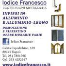 IODICE FRANCESCO COSTRUZIONI METALLICHE