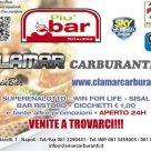 CLAMAR CARBURANTI - PIÙ BAR