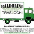 BALDOLINI TRASLOCHI