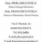 STUDIO MEDICO ODONTOIATRICO FUSCA'