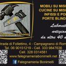 FALEGNAMERIA BONIMELLI