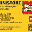 MINISTORE LEGO